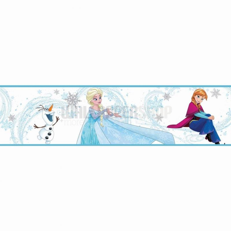 Frozen Anna Elsa Olaf Border White No 31252