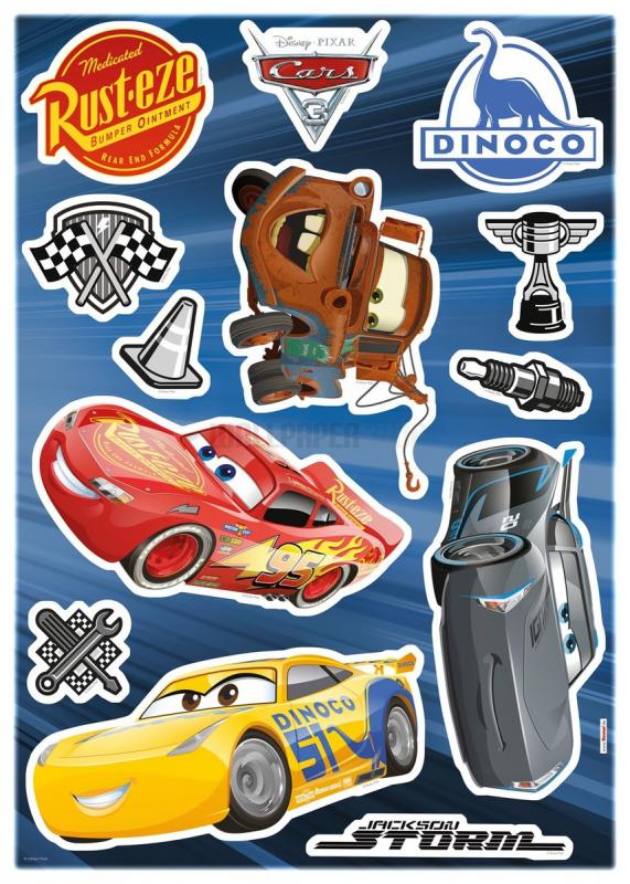 Cars3 Sticker No 31031