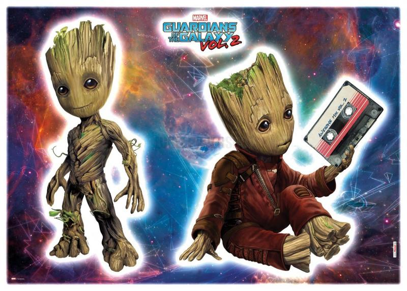 Groot Sticker No 31033