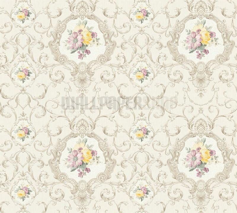 Chateau Beige Wallpaper No 31443