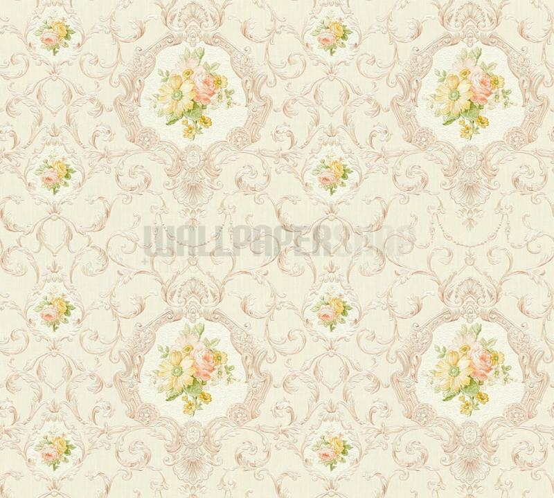 Chateau Beige Wallpaper No 31445
