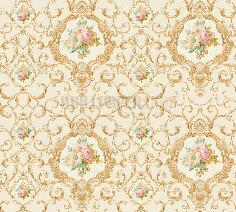 Chateau Brown Wallpaper No 31446