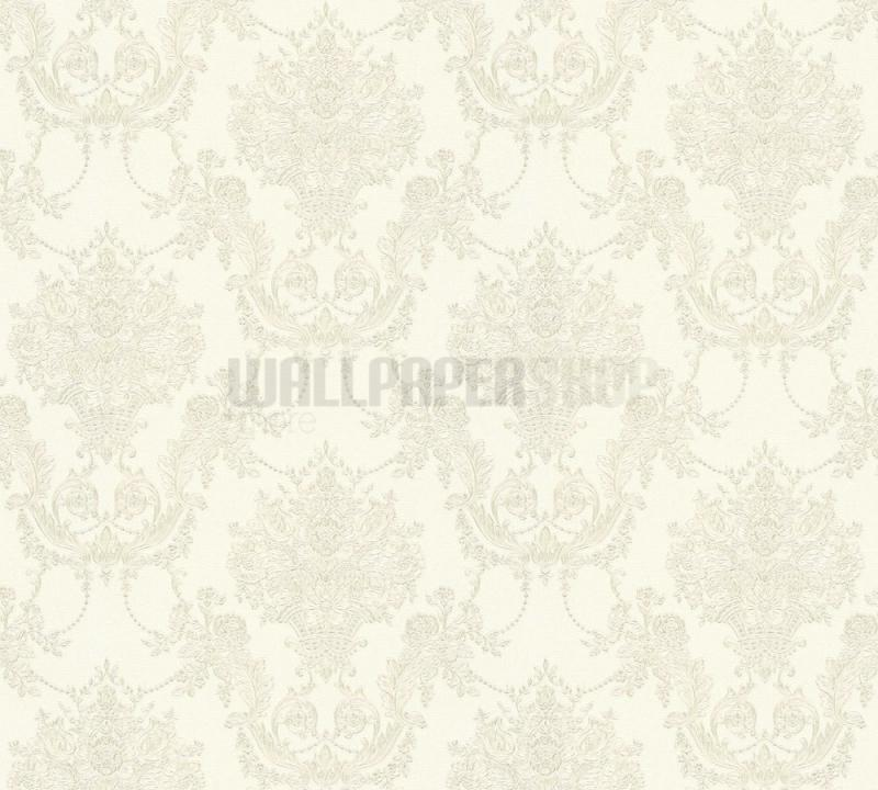 Chateau Light Grey Wallpaper No 31462