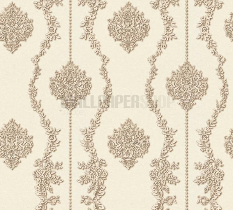 Chateau Brown Wallpaper No 31470