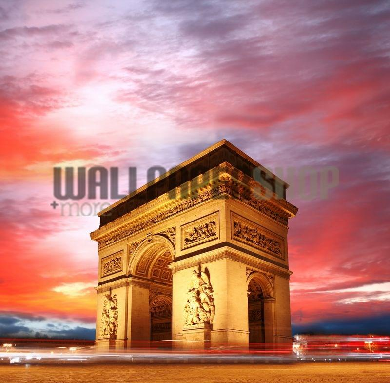 Arc De Triumph Paris No 11125