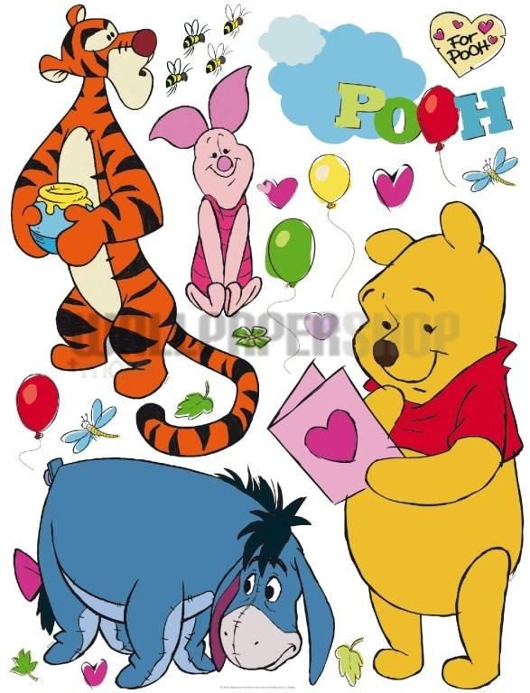 Disney Stickers No 8834