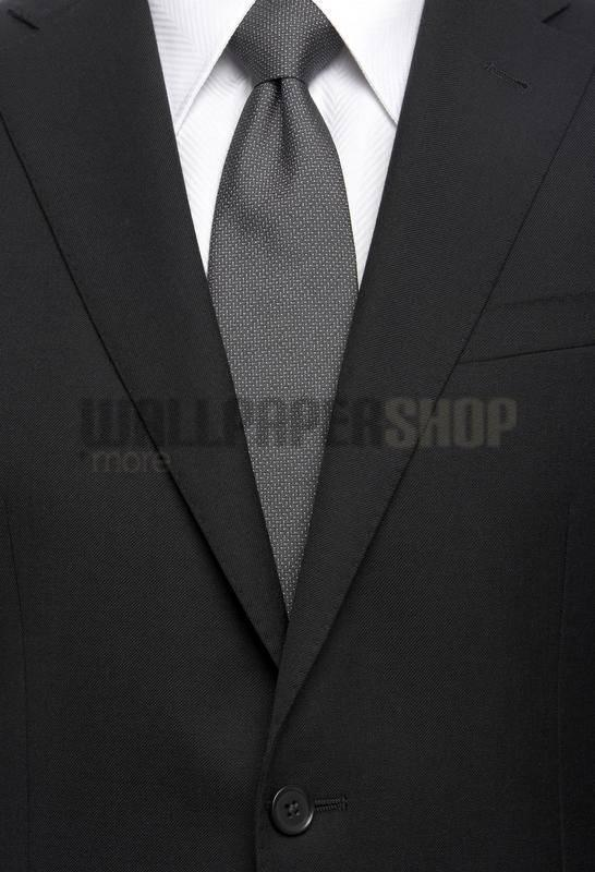 Black Suit No 8461