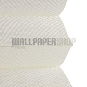 Pleated Blinds Uni 50mm Wool White No 13954