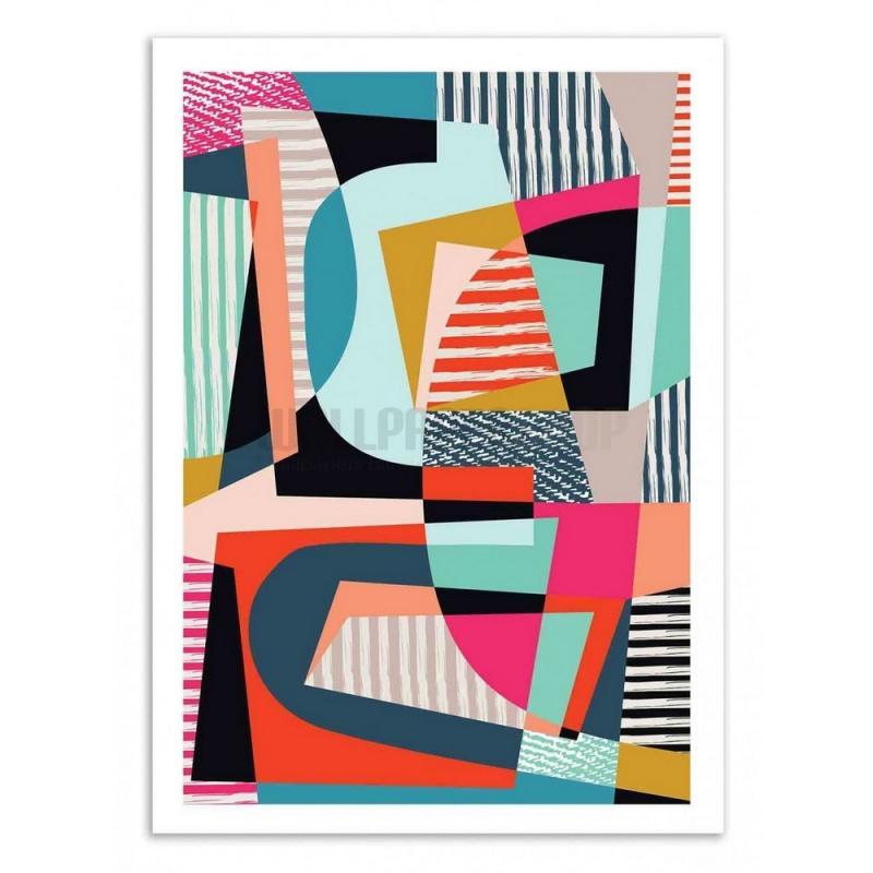 Colorshot Susana Paz Poster No 47827