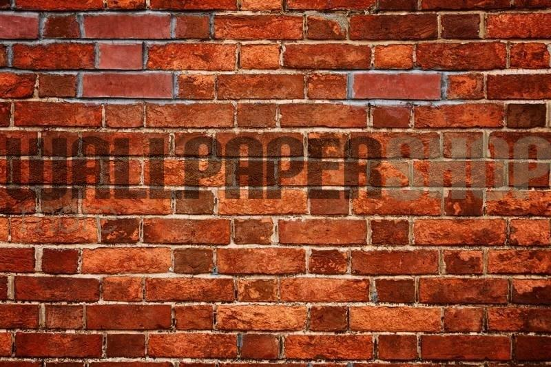 Brick Wall Texture No 18238