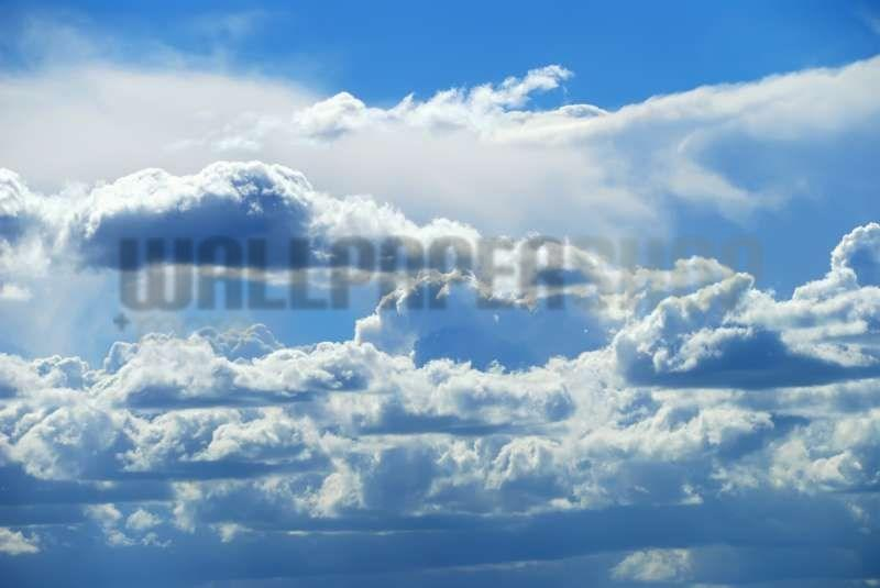 Digital Walls Deep Blue Sky No 6077