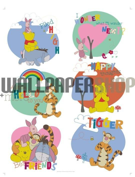 Disney Stickers No 17336