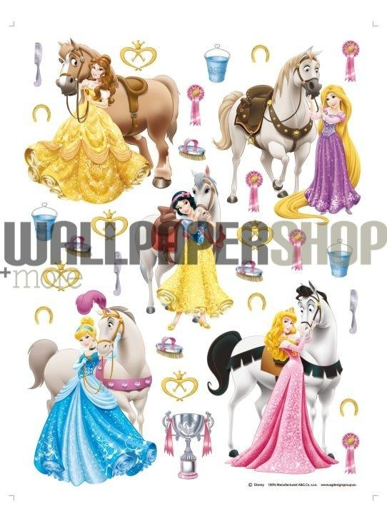 Disney Stickers No 17423
