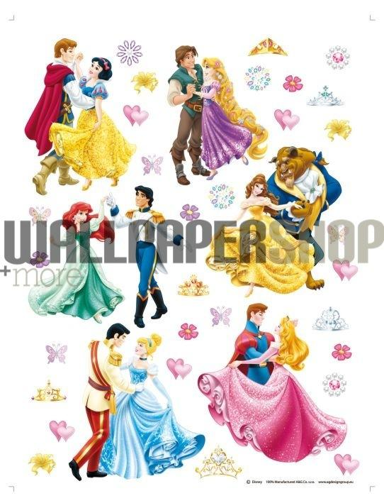 Disney Stickers No 17424