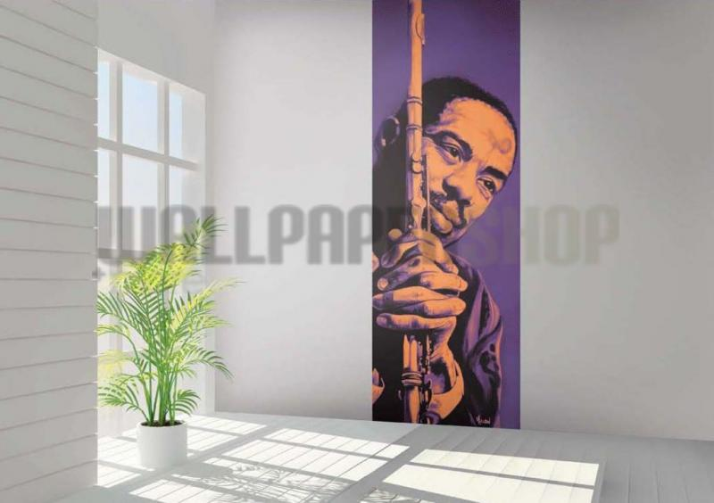 Eric Dolphy Touch Art No 4414