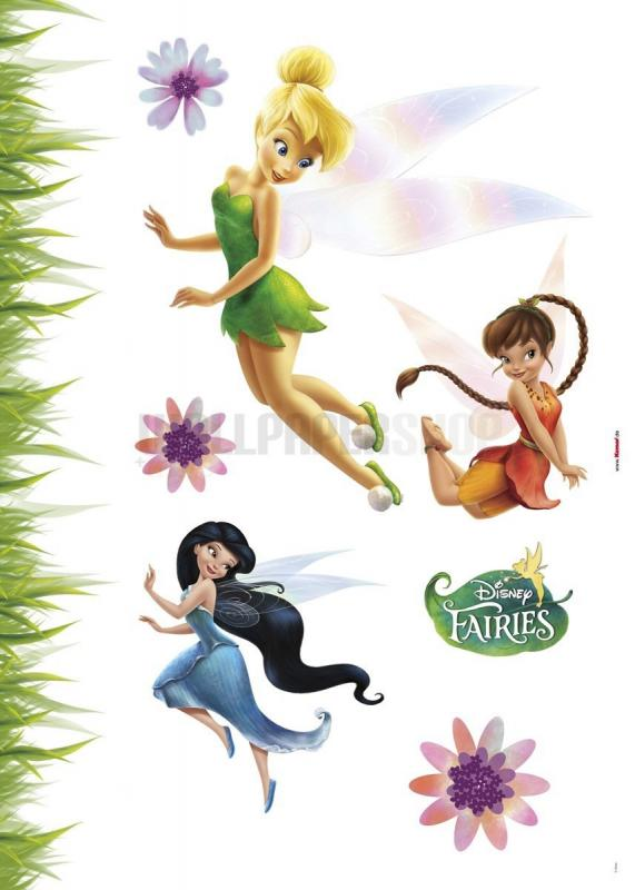 Fairies Sticker No 31007