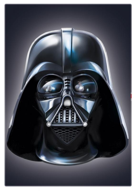 Darth Vader Sticker No 31017