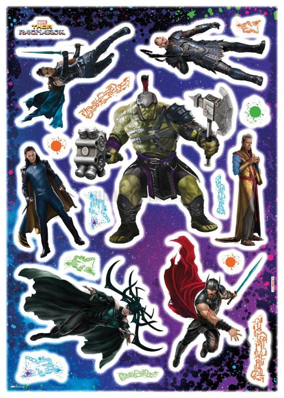 Avenger Thor Sticker No 31032