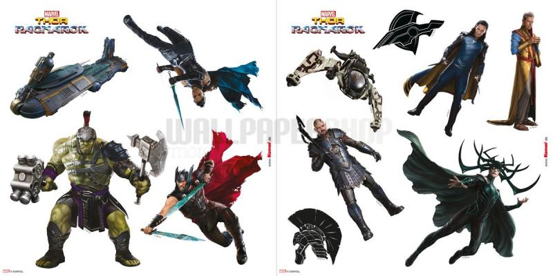 Avengers Window Disney Sticker No 31098