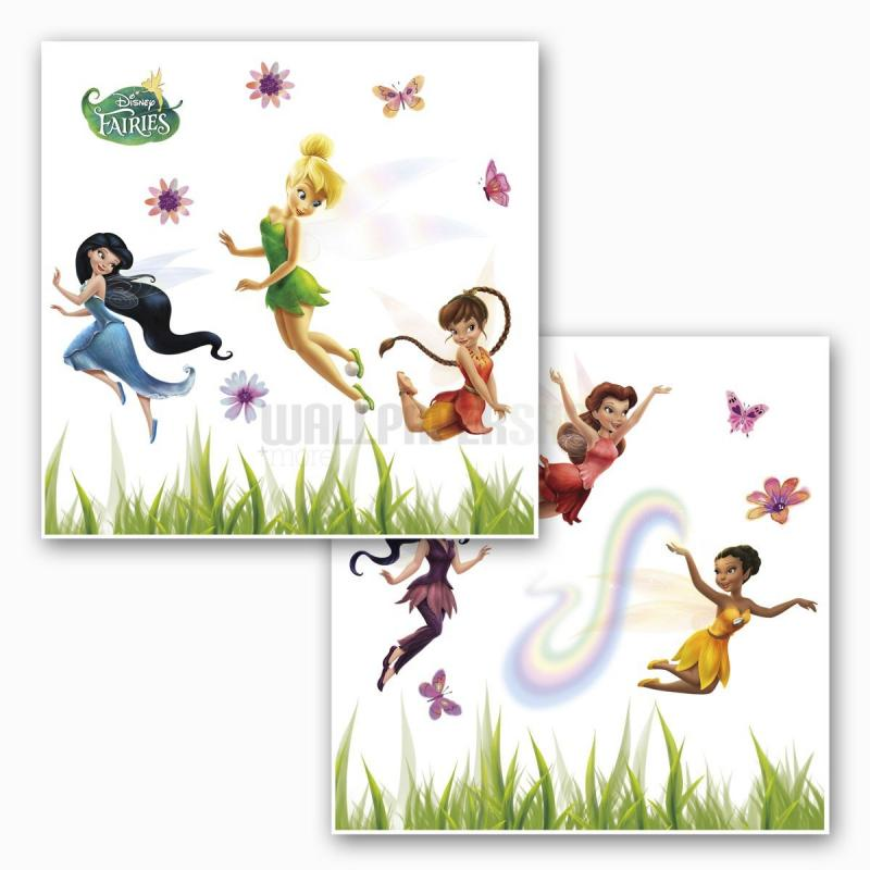 Fairies Window Disney Sticker No 31102
