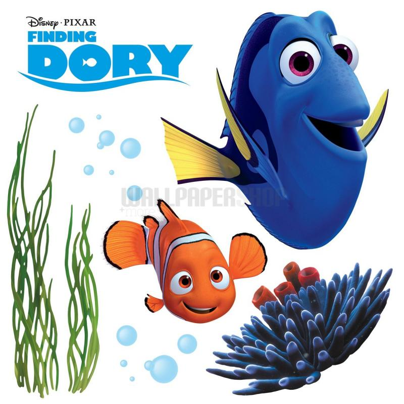 Finding Dory Window Disney Sticker No 31107