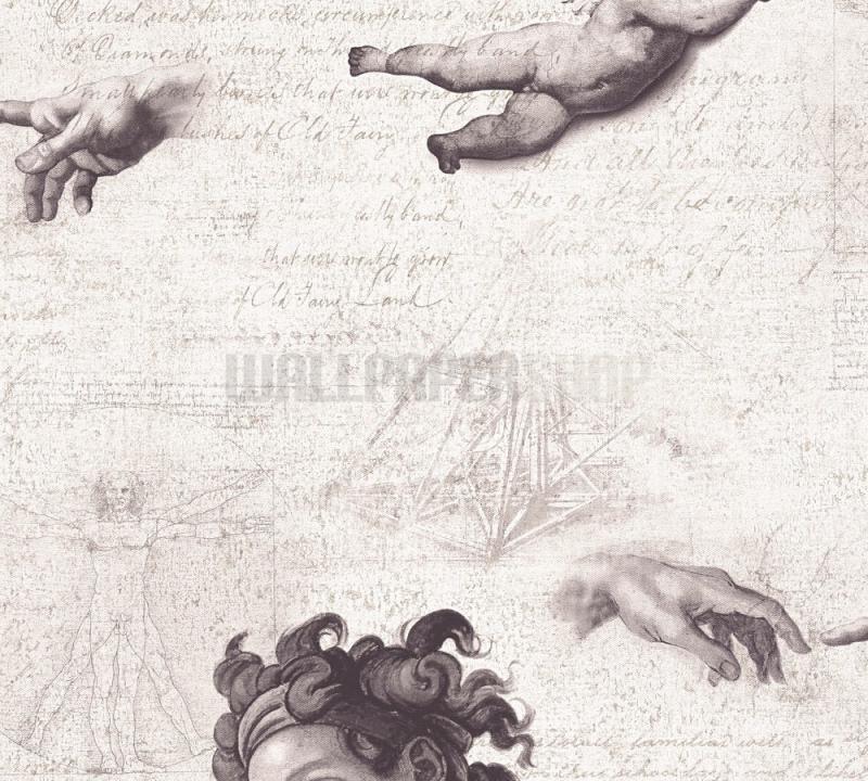 Decor Grey Wallpaper No 31326
