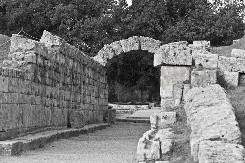 Digital Walls Ancient Olympia No 5729