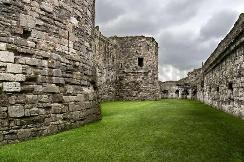 Digital Walls Castle Walls No 5748