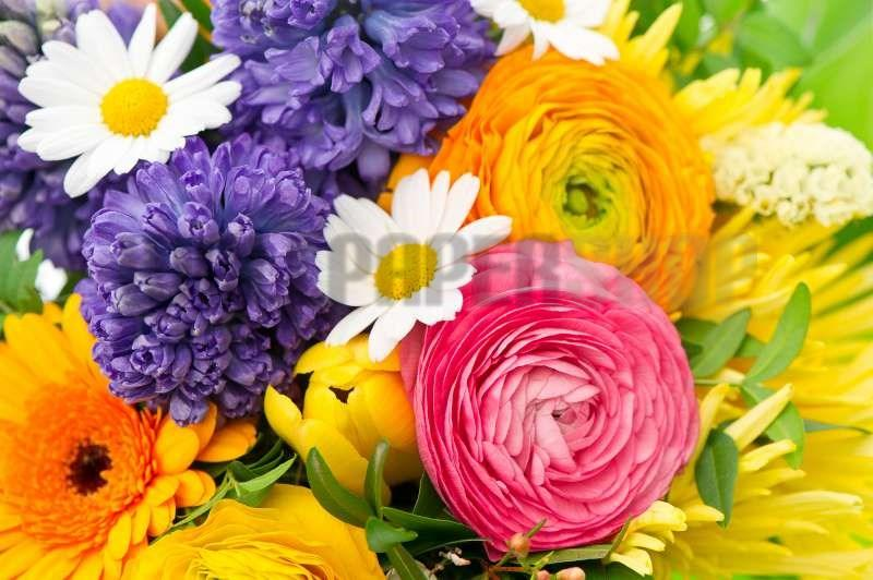 Digital Walls Beautiful Bouquet No 5892