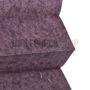 Pleated Blinds Uni 50mm Violet No 13935